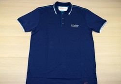 Мъжка тениска с яка - REDDOWN - до 5XL