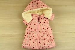 Грейка за момичета розова - 202 - от 1 до 5 г.