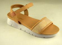 Дамски сандали ниски - А 2851 - розови