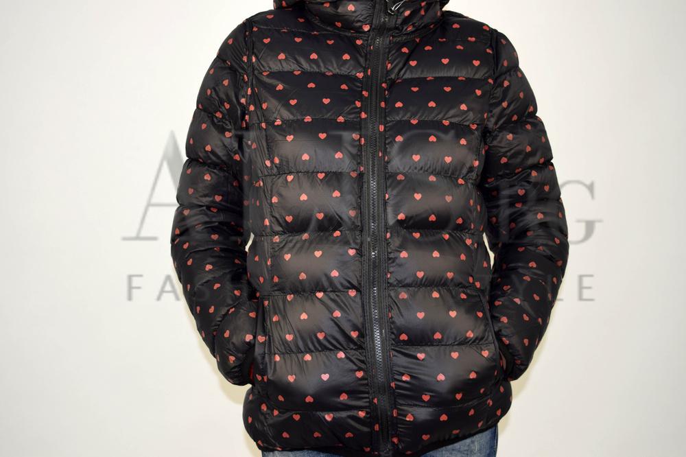 5985bdfa07d Дамско яке с две лица в черно - Alis.bg - Fashion & Style