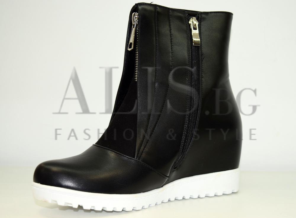 dbaa7a977f5 обувки онлайн обувки със скрита платформа боти онлайн дамски боти онлайн  боти елегантни дамски боти