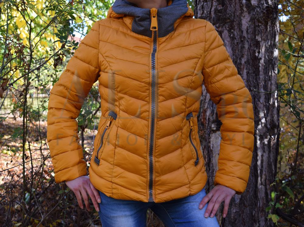 41c11ddcbbf Модно дамско зимно яке