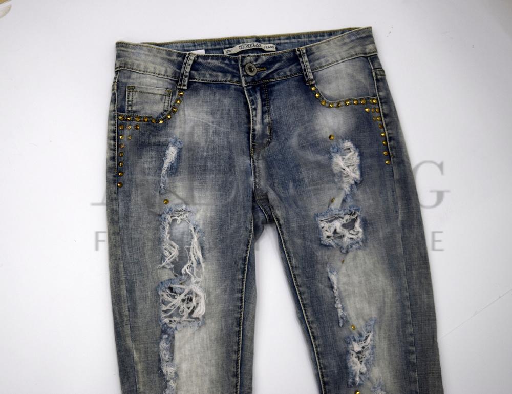 57face6d2d9 Дамски дънки - EMILY - сини - Alis.bg - Fashion & Style