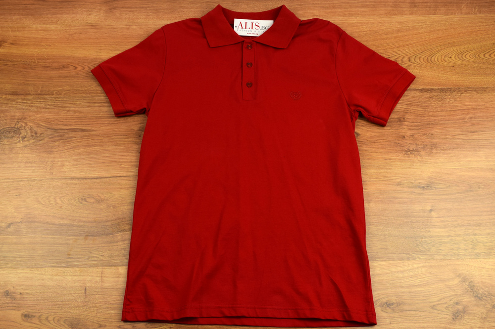 7276689f1f4 Страхотна мъжка тениска - EVAN - червена до 6 XL - Alis.bg - Fashion