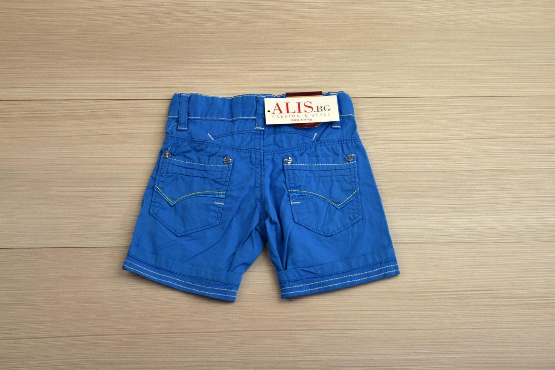 cf5720e22b1 Къси панталони - JEANS FASHION - сини от 6 до 30 месеца - Alis.bg - F