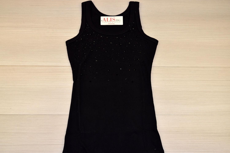 63a62ab9d82 Дамски елегантен потник - 6001 - черен - Alis.bg - Fashion & Style