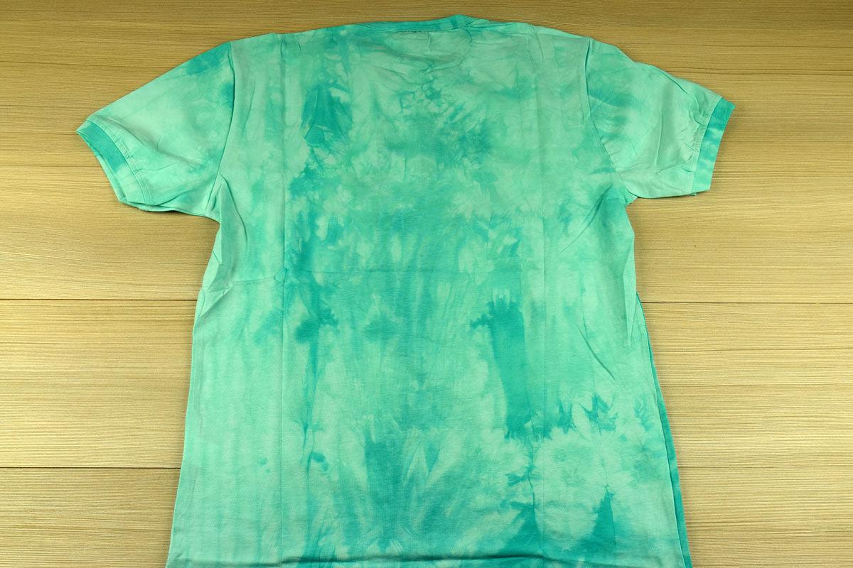 eb0cc7c21dc Мъжка тениска в макси размери - SAILING CLUB - цвят мента до 5XL - Al