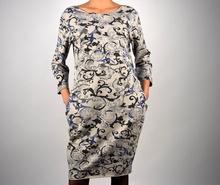 Дамска модна ежедневна рокля