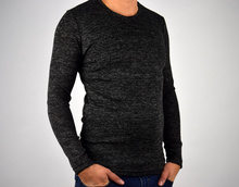 Мъжка блуза в графитено сиво