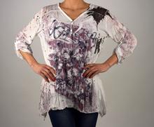 Дамска ежедневна стилна блуза