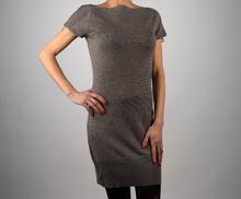 Дамска рокля/туника в кафяво