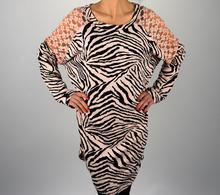 Дамска модна свободна рокля