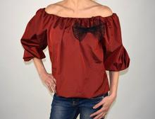 Дамска модна блуза