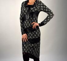 Дамска рокля СУПЕР стилен модел