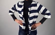 Дамско стилно ленено сако