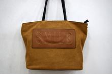 Дамска чанта SMILE - бежова