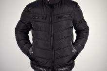 Мъжко зимно яке  ANTONY - черно