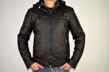 Мъжко зимно яке NOEL - черно