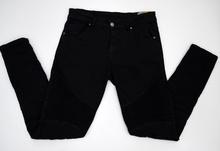 Дамски панталон тип потур - KATHERINE - черен