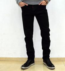Класически мъжки дънки - CALEB - черни