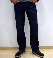Класически мъжки дънки - DYLAN - тъмно сини