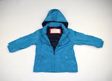 Детско пролетно - есенно яке - ANNA - синьо за 4 и 6г.