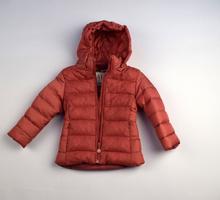 Детско есенно яке - EMMA - пепел от рози за 18 месеца и 30 месеца