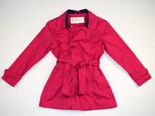 Елегантно пролетно яке - ELEGANCE - розово за 8, 12, 16 годишни