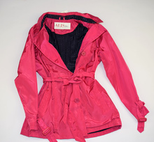 Модно пролетно яке - FASHION AND STYLE - розово за 16 годишни