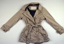 Модно пролетно яке - FASHION AND STYLE - бежово за 10 годишни
