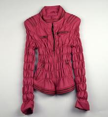 Модно юношеско яке - MISS LUMA - розово