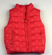 Топла спортна грейка - JUNIOR SPORT - розова за 4 годишни