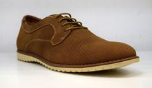 Мъжки обувки НОВ МОДЕЛ - CARLOS - тъмно бежови