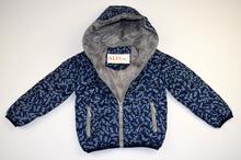 Пролетно - есенно детско яке - MARK - тъмно синьо от 4 до 12 годишни