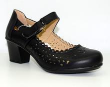 damski obuvki estestvena koja