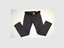 Плътен панталон за момчета - YACHT CLUB - за 12 годишни, сив