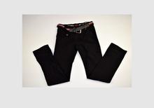 Официален панталон за момчета - SETH - черен за 16 годишни