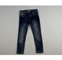 Модни дънки за момичета - ALBINA - светло сини от 4 до 8 години