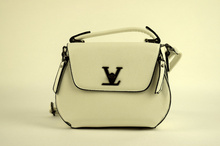 Страхотна дамска чанта - EVA - бяла