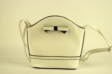 Малка дамска чанта - LILY - бяла