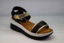 Дамски сандали -MIA - черни