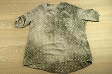 Дамска риза - ITALY MODA - тъмно зелена