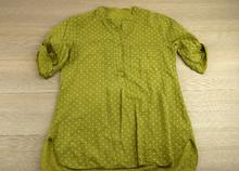Дамска риза - ITALY MODA II - светло зелена