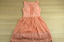 Парти дамска рокля - MIA - нежно розова