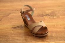 Елегантни сандали - STYLE - бежови