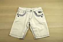 Къси детски панталони - JSJ- бели за 10 години