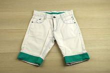 Къси детски панталони - ATIVO - бели за 8 години