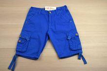 Къси панталони - BOY'S - сини за 8 години