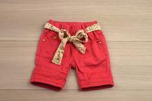 Къси панталонки - ALYSSA - розови от 12 до 24 месечни