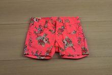 Къси панталонки - MISS GIRL - розови за 4,8,10 годишни